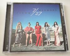 FIFTH HARMONY - 7/27 (DELUXE EDITION) CD ALBUM 2016 OTTIMO SPED GRATIS +ACQUISTI