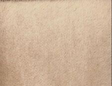 Original Schulte Alpaka dicht glatt  beige 25 x 47 cm - Flor 18 mm