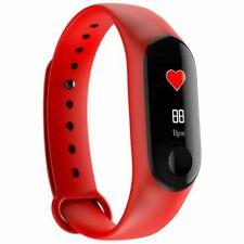 Smart Watch Bracelet M3P Wristband Fitness Tracker Blood Pressure Heart Rate