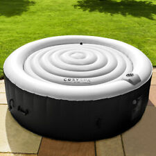 CosySpa Energy Saving Hot Tub Covers [2 SIZES] | ROUND OUTDOOR Jacuzzi Protector