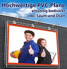 400 x 250 cm • PVC Werbebanner Werbeplane LKW Plane PVC Plane Banner