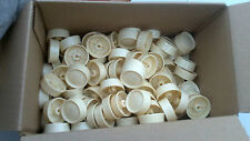 150 PK-1 Dimmer Knob (s) 1398355 Rotary Push On / Off Ivory