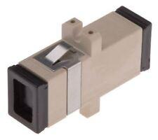 RS Pro MTRJ to MTRJ Multimode Fibre Optic Adapter