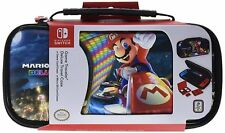 Nintendo Switch Mario Kart 8 Deluxe Travel Case Bag Cover Officially Licenced