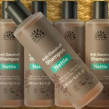 Urtekram Shampoo Brennnessel Nettle Schuppen Naturkosmetik silikonfrei bio vegan