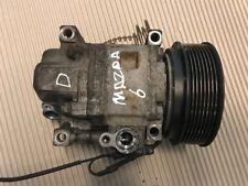 2008-2010 MAZDA 6 2.2 TD AIR CON A/C PUMP AIR CON COMPRESSOR PUMP H12A1AV4HE