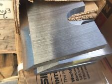 Set of 4 Simonds International # 25158 16.875 x 4.25 x 500 Chipper Knives (New)