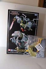 Transformers Masterpiece MP-8 Grimlock w/ Flame Sword Crown G1 Takara