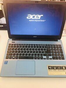 "Acer Aspire E5-571 15.6"" Notebook Core i5-4210U 8GB RAM 1TB HDD WINDOWS 10 GOOD"