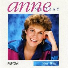 You Will by Anne Murray (CD, Aug-1990, Liberty (USA))