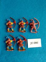 Battle Masters - 5 Arqueros Imperiales - JU86