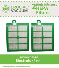2 Replacements Electrolux & Eureka HEPA Style Filter Part # H12 & HF-1