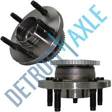 Front Wheel Hub Set for 1997-02 Ford Vic Mercury Grand Marquis Lincoln Town Car