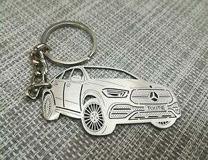 Mercedes Benz GLE,keychain by your picture, custom gift, personalised keyring