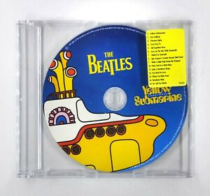 The Beatles - Yellow Submarine Songtrack - PROMO ? - CD Album - YS-001