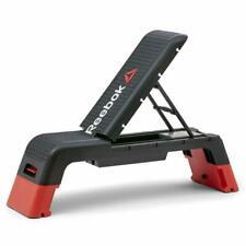 New Reebok Studio Deck Aerobic Step Gym Platform Workout Bench Free UK Postage ✅