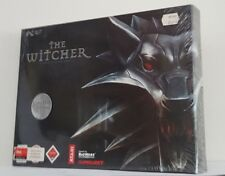 The Witcher 1 RPG for PC & DVD Limited Edition EXTREMELY RARE SEALED IN BOX