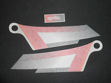 A estrenar genuino Aprilia RS 50 2004 Trasero Carenado Decal Set AP8277288 (CH)