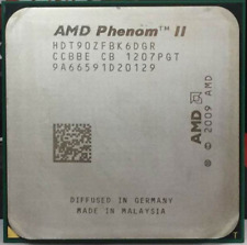 AMD Phenom II X6 1090T Black Edition HDT90ZFBK6DGR 3.2GHz AM3 125W Unlocked CPU