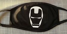 Iron Man Protective Face Mask Washable & Reusable