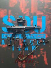 DAMTOYS Unión Social Demócrata equipo de asalto líder HK53 Sub Machine Gun Suelto Escala 1/6th