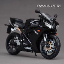 YAMAHA YZF R1 1:12 Motorcycles Diecast Metal Motorbike Model Toy