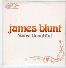 (FJ502) James Blunt, You're Beautiful - 2005 DJ CD