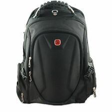 New 15.6'' Laptop Backpack SwissGear Swiss Man Business Briefcase Gear Bag Black