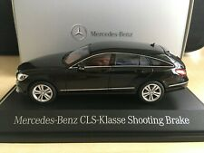 NOREV Mercedes 1:43 CLS Shooting Brake MOPF X218 obsidianschwarz B66961938 Neu