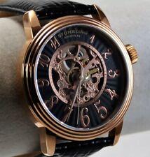 Stuhrling Original Delphi Apollo Automatic Men's Watch, Rose Gold