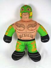 Rey Mysterio Talking Brawlin Buddies WWE Plush Mattel 2011 Tested