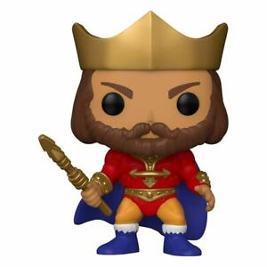 Masters of the Universe POP! Animation Vinyl Figur King Randor 9 cm - Funko