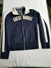 Abercrombie and fitch Sweatshirt Hoodie Men Medium zipper