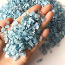 100g/3.5oz Bulk Natural Aquamarine Crystal Stone Degassing Rock Healing Reiki