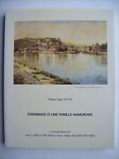 histoire généalogie noblesse belge famille namuroise Namur Javaux Helson