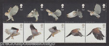 GB MNH STAMP SET 2003 BIRDS OF PREY SG 2327-2336 UMM
