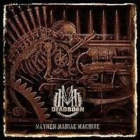 "DEADBORN ""MAYHEM MANIAC MACHINE""  CD NEUF"