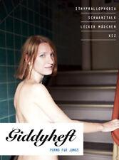 Giddyheft - Erotik für Jungs - Ausgabe 13
