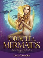 Oracle of the Mermaids (deck) New Paperback Book Lucy Cavendish