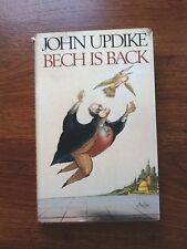 BECH IS BACK by John Updike 1st Edition/1st Printing in Dust Jacket 1982 Knopf