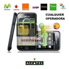 LIBERAR ALCATEL POP C1 C2 C3 C5 C9 XPOP IDOL, IDOL ULTRA IDOL MINI  CUALQUIERA