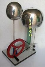 Hand Driven Van de Graff Generator Working Model for Teaching Purpose LABGO BN13