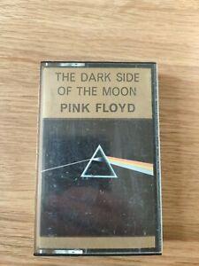 Pink floyd, Dark Side Of The Moon, Cassette tape