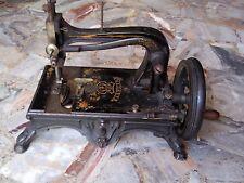 Macchina per cucire d'epoca Rheniana vintage per amatori collezionisti