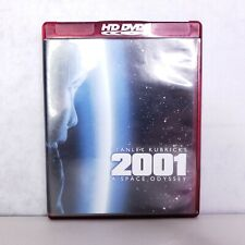 2001: A Space Odyssey, HD DVD Movie, Stanley Kubrick, 1968