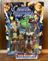 War Machine Vintage Marvel Universe Action Figure New 1997 Toybiz 90s Avengers