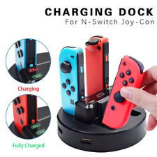 Charging Dock Station for Nintend Switch Joycon / Pro Controller Gamepad Charger