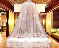 Large Mosquito Fly Insect Protection Net Bed Canopy for Home/Travel -no openings