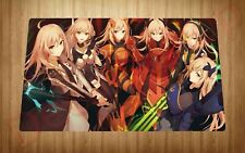 Sky Striker Ace Girls Yugioh Game Playmat Play Mat Mouse Pad Anime FREE SHIPPING