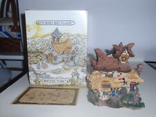"""Boyd'S Bearly Built Villages, 2001 """"Wee Bear Daycare Center"""", 1st Edt.#19025 New"""